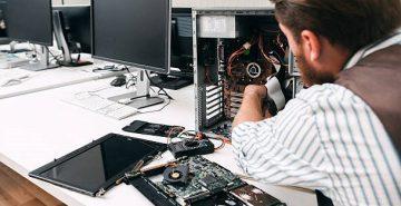 تعمیرات تخصصی لپ تاپ و کامپیوتر